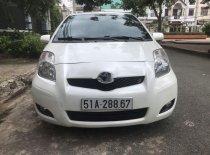 Bán xe Toyota Yaris 1.3L đời 2010, màu trắng, nhập khẩu giá 370 triệu tại Tp.HCM