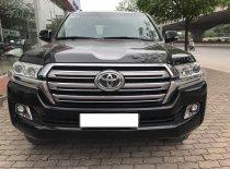 Bán Toyota Landcruiser VX 4.6V8 màu đen, nội thất kem xe sản xuất 2016 đăng ký tên cty cuối 2016, hóa đơn xuất cao giá 3 tỷ 520 tr tại Hà Nội
