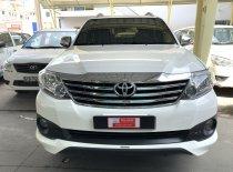 Bán xe Fortuner Sportivo SX 2014 màu trắng, giá giảm đặc biệt giá 810 triệu tại Tp.HCM