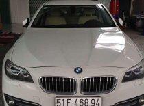 Bán BMW 520i năm sản xuất 2014, màu trắng, nhập khẩu nguyên chiếc giá 1 tỷ 50 tr tại Tp.HCM