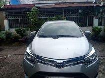 Gia đình thanh lý xe Toyota Vios đời 2017, màu bạc giá 480 triệu tại Tp.HCM