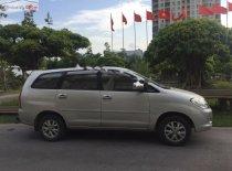 Bán xe Toyota Innova sản xuất 2007, màu bạc số sàn giá 295 triệu tại Hà Nội
