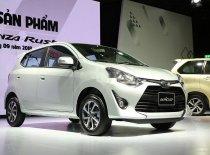 Bán Toyota Wigo sản xuất 2019, màu trắng, nhập khẩu  giá 405 triệu tại Tp.HCM
