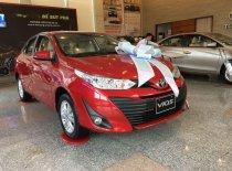 Bán xe Toyota Vios 2019, màu đỏ, giá 520tr giá 520 triệu tại Tp.HCM