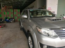 Bán xe Toyota Fortuner G đời 2014, màu bạc chính chủ giá cạnh tranh giá 768 triệu tại Tp.HCM