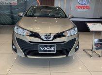Bán Toyota Vios 1.5E CVT 2019, màu vàng cát giá 540 triệu tại Hà Nội