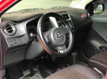 Cần bán xe Wigo 2019, số tự động, bản 1.2, màu đỏ, gia đình sử dụng. Xe mới mua từ hãng về còn mới tinh giá 399 triệu tại Tp.HCM