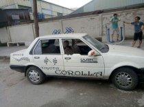 Cần bán xe Toyota Corolla đời 1984, màu trắng, nhập khẩu Hàn Quốc số sàn, 28 triệu giá 28 triệu tại Tp.HCM