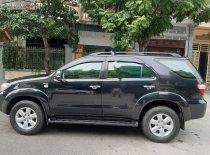 Bán Toyota Fortuner 2010, màu đen, xe gia đình giá 598 triệu tại Ninh Bình