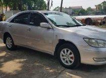 Bán ô tô Toyota Camry đời 2004, màu bạc  giá 280 triệu tại Thanh Hóa