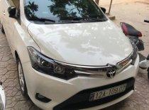 Cần bán Toyota Vios E 2017, màu trắng số tự động giá 466 triệu tại Lạng Sơn