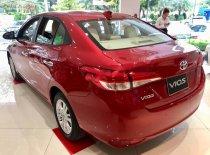 Bán ô tô Toyota Vios sản xuất năm 2019, màu đỏ giá 590 triệu tại Tây Ninh