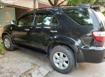 Bán Toyota Fortuner năm sản xuất 2010, màu đen xe gia đình, 600tr giá 600 triệu tại Ninh Bình