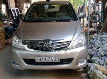 Cần bán lại xe Toyota Innova đời 2010, màu vàng, giá tốt giá 385 triệu tại Hưng Yên