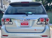 Cần bán xe cũ Toyota Fortuner 2.5G MT 2016, màu bạc giá 875 triệu tại Cần Thơ