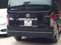Cần bán Toyota Hiace sản xuất 2006, màu đen, giá chỉ 265 triệu giá 265 triệu tại Hà Nội