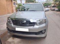 Cần bán Toyota Fortuner năm sản xuất 2012, màu bạc chính chủ, giá tốt giá 670 triệu tại Kiên Giang