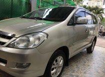 Cần bán lại xe Toyota Innova G đời 2006, màu bạc xe gia đình giá 305 triệu tại Đồng Nai