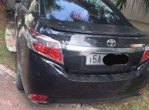 Cần bán lại xe Toyota Vios đời 2015, màu đen số tự động giá 455 triệu tại Hải Phòng