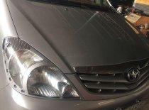 Cần bán gấp Toyota Innova 2010, màu bạc giá 420 triệu tại Tây Ninh