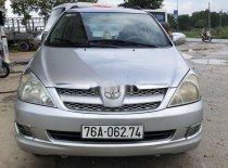 Bán ô tô Toyota Innova MT sản xuất năm 2007, màu bạc, giá tốt giá 205 triệu tại Đà Nẵng