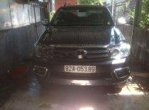 Bán ô tô Toyota Fortuner MT 2011, nhập khẩu giá 619 triệu tại Kon Tum