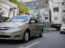 Cần bán xe Toyota Sienna LE 3.5 đời 2008, màu vàng, nhập khẩu, giá chỉ 660 triệu giá 660 triệu tại Tp.HCM