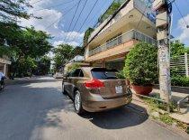 Cần bán xe Toyota Venza 2.7 đời 2009, màu kem (be) giá 680 triệu tại Tp.HCM
