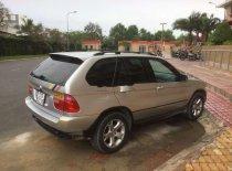 Chính chủ bán BMW X5 năm sản xuất 2007, màu bạc, nhập khẩu giá 380 triệu tại Bình Dương