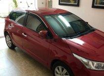 Bán xe Toyota Yaris sản xuất năm 2017, màu đỏ, nhập khẩu nguyên chiếc giá 610 triệu tại Hải Phòng