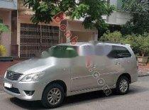 Bán Toyota Innova đời 2012, màu bạc, xe gia đình, giá chỉ 439 triệu giá 439 triệu tại Hải Phòng