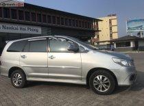 Bán ô tô Toyota Innova đời 2015, màu bạc số sàn, 545tr giá 545 triệu tại Hải Phòng