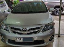Bán xe Toyota Corolla Altis 2.0 V đời 2011, màu bạc giá 505 triệu tại Hà Nội