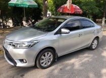 Bán Toyota Vios E đời 2017, màu bạc, chính chủ giá 420 triệu tại Đà Nẵng