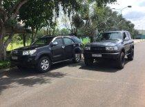 Cần bán gấp Toyota Fortuner năm sản xuất 2011, màu đen, giá tốt giá 595 triệu tại Bình Phước