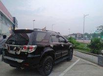 Bán xe Toyota Fortuner 2016, màu đen số sàn giá 840 triệu tại Nghệ An