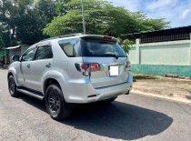 Bán xe Toyota Fortuner sản xuất năm 2016, màu bạc số sàn giá 875 triệu tại Cần Thơ