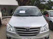 Cần bán Toyota Innova 2.0E năm sản xuất 2012, màu bạc, chính chủ giá 374 triệu tại Tp.HCM