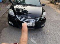 Cần bán xe Toyota Vios năm 2009, màu đen xe gia đình giá 209 triệu tại Hà Nội