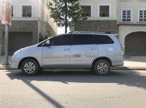 Bán xe Toyota Innova đời 2010, xe màu bạc giá 335 triệu tại Hà Nội