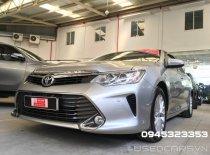 Bán ô tô Toyota Fortuner 2.5G đời 2015, màu bạc giá 910 triệu tại Tp.HCM