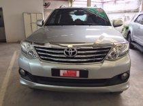 Xe Toyota Fortuner V năm 2012, màu bạc, giá tốt giá 660 triệu tại Tp.HCM