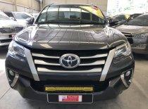 Cần bán xe Toyota Fortuner G đời 2017, màu xám, xe nhập, số sàn, 990tr giá 990 triệu tại Tp.HCM