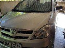Cần bán Toyota Innova sản xuất 2009, nhập khẩu chính hãng giá 365 triệu tại Hà Tĩnh