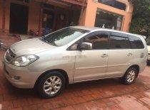 Cần bán xe Toyota Innova MT đời 2006, màu bạc chính chủ, 273 triệu giá 273 triệu tại Bắc Giang
