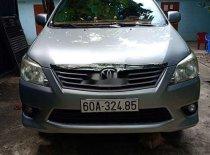 Bán Toyota Innova E đời 2013, màu bạc, nhập khẩu nguyên chiếc   giá 450 triệu tại Đồng Nai