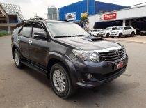 Cần bán xe Toyota Fortuner G đời 2014, màu xám, số sàn giá 780 triệu tại Tp.HCM