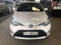Cần bán xe Toyota Vios đời 2016, màu trắng xe nguyên bản giá Giá thỏa thuận tại An Giang