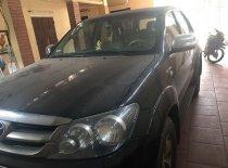 Cần bán gấp Toyota Fortuner sản xuất 2008, màu đen, nhập khẩu nguyên chiếc chính chủ giá 439 triệu tại Hà Nội