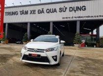 Cần bán lại xe Toyota Yaris đời 2016, màu trắng, xe nhập chính hãng giá 610 triệu tại Tp.HCM
